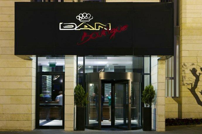 Отель Дан-бутик Иерусалим