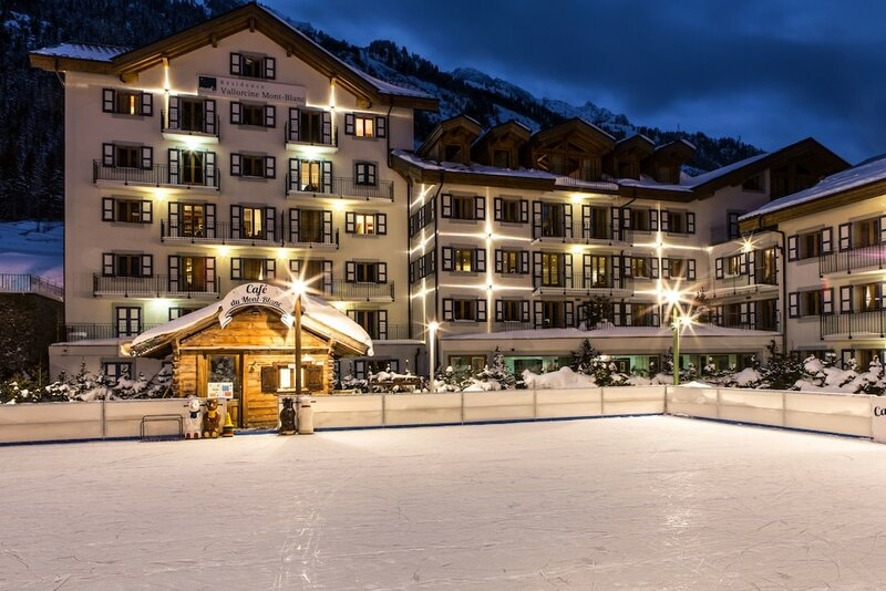 Апарт-Отель Residence & SPA Vallorcine Mont Blanc