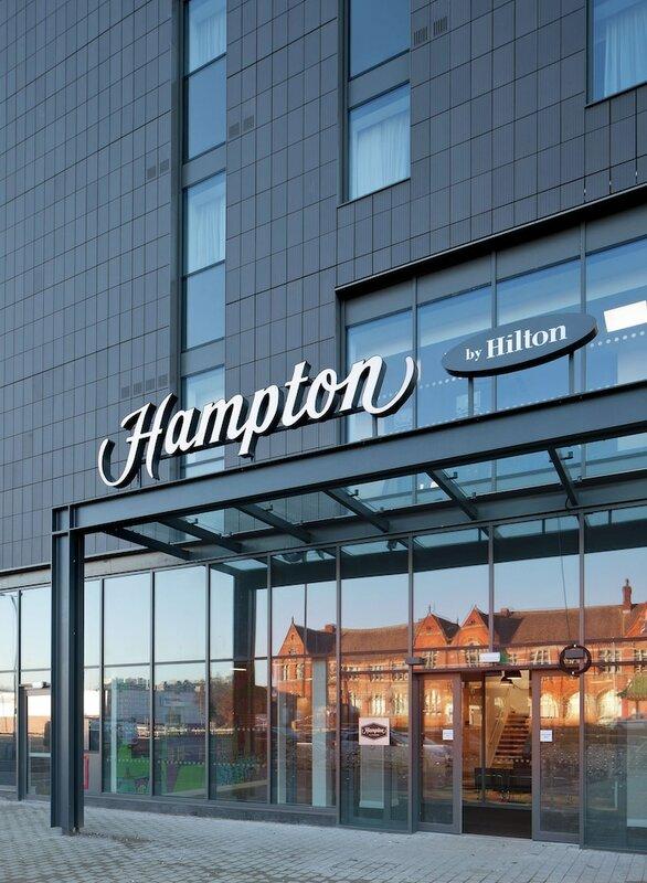 Hampton by Hilton Leeds City Centre