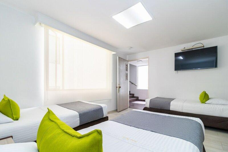 Hotel Ayenda Bestmark Platino 1095