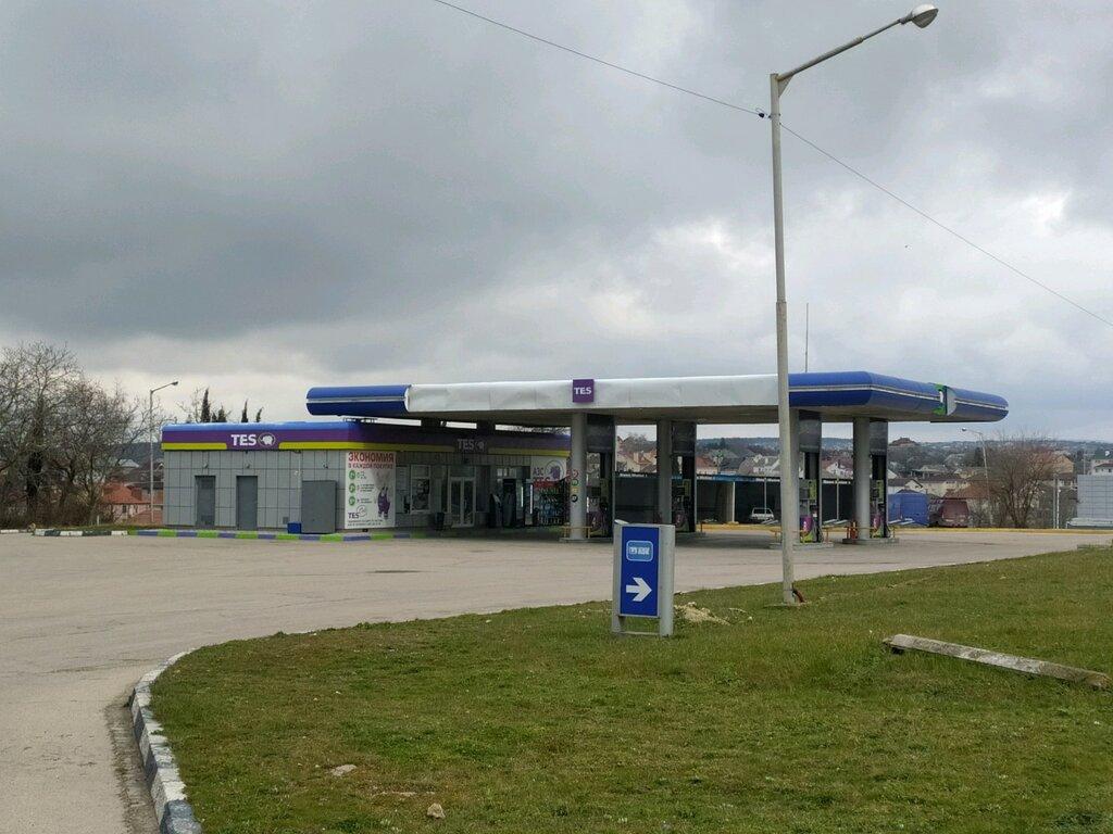 АЗС — АЗС TES — Севастополь, фото №2