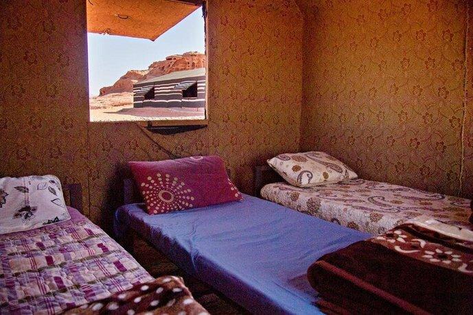 Wadi Rum Protected Area Camp