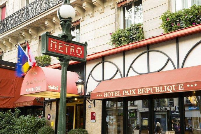 Paix Republique Hotel