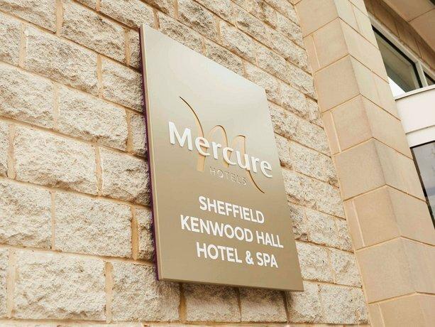 The Mercure Sheffield Kenwood Hall Hotel & SPA