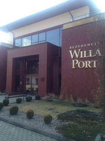 Hotel Willa Port art. & Business