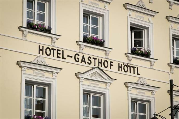 Hotel-gasthof Höttl