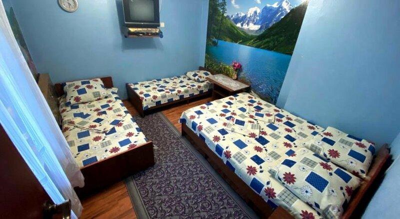 Uyutnoye mesto Guest house