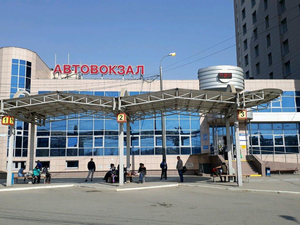 автовокзал, автостанция — АстраханьПассажирСервис — Астрахань, фото №2