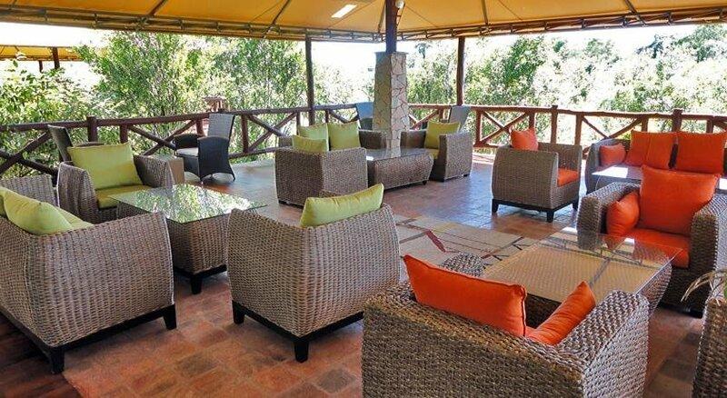 Отель Ashnil Mara Camp
