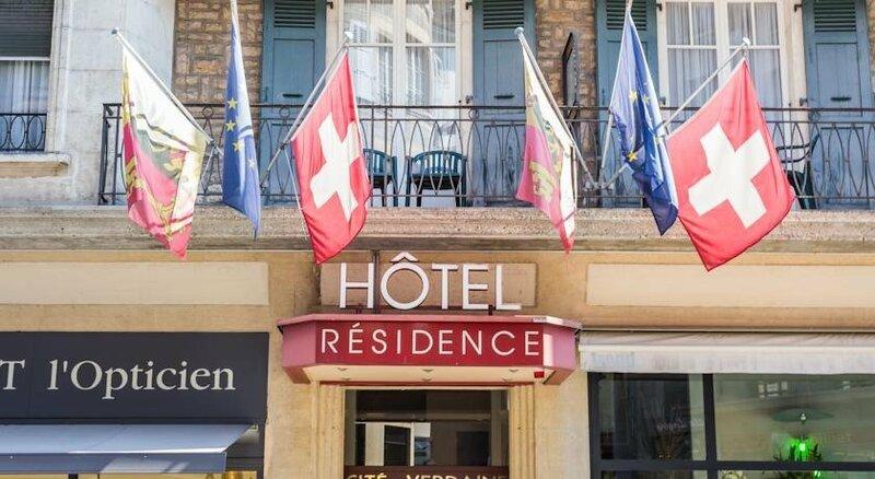 Hotel Residence Cite-Verdaine