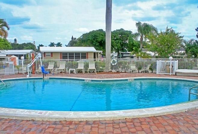 Fort Myers beach resort