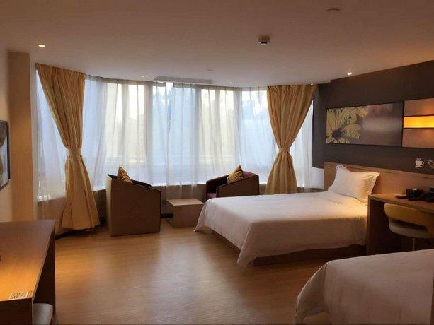 Iu Hotel Guangzhou Dashadi Station