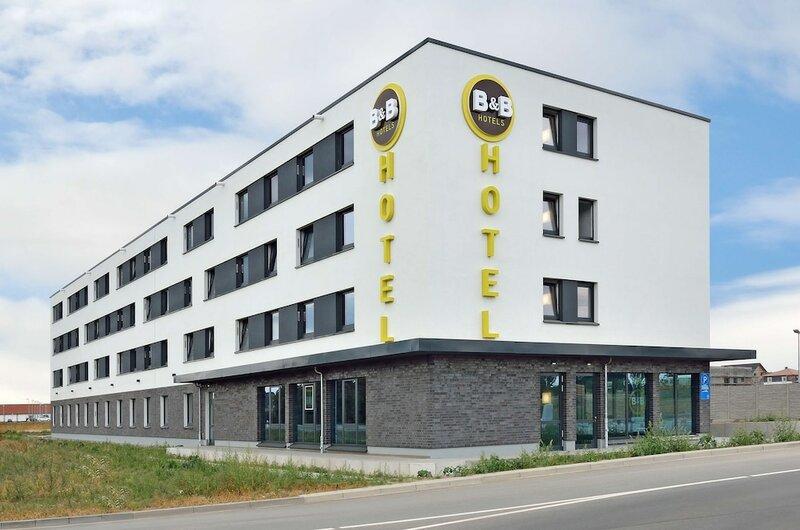 B&b Hotel Wolfsburg-Weyhausen