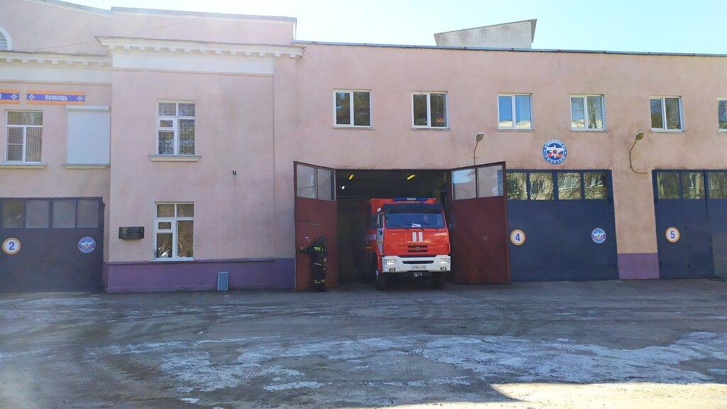 пожарные части и службы — Специальное управление Федеральной противопожарной службы № 84 — Обнинск, фото №1
