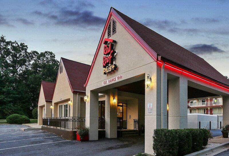 Red Roof Inn Plus+ Washington Dc - Rockville