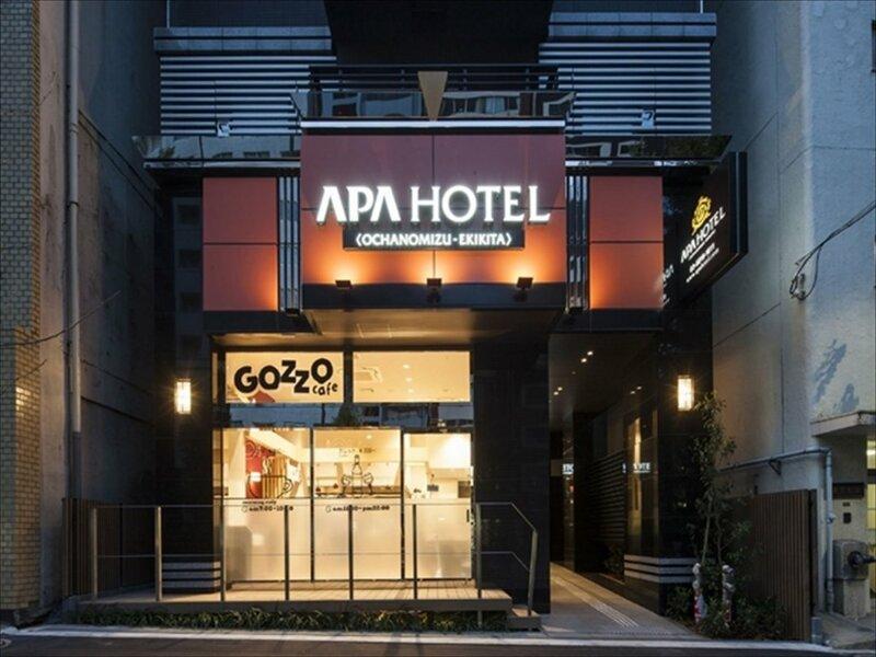 Apa Hotel〈Ochanomizu‐Ekikita〉
