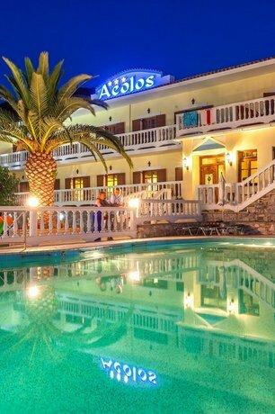 Aeolos Hotel Skopelos Island
