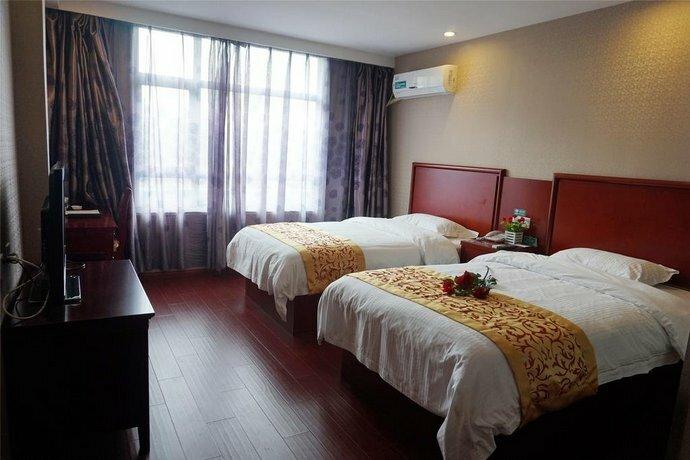 GreenTree Inn Zhejiang Ningbo Fenghua Xikou Scenic Area East Zhongxing Road Express Hotel
