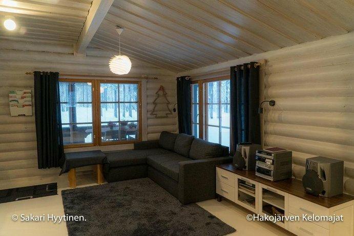 Hakojarvi Log Cottage