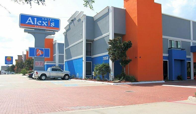 Alexis Hotel & Banquets Dallas Park Central Galleria