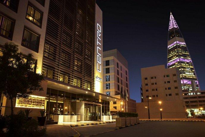 Centro Olaya Hotel by Rotana