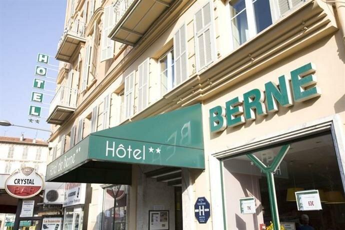 Отель De Berne