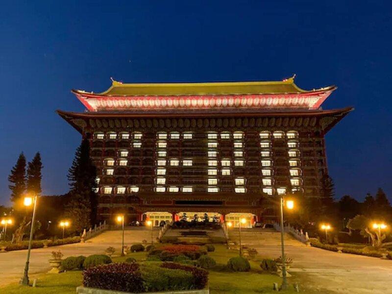 Гранд отель Тайбея