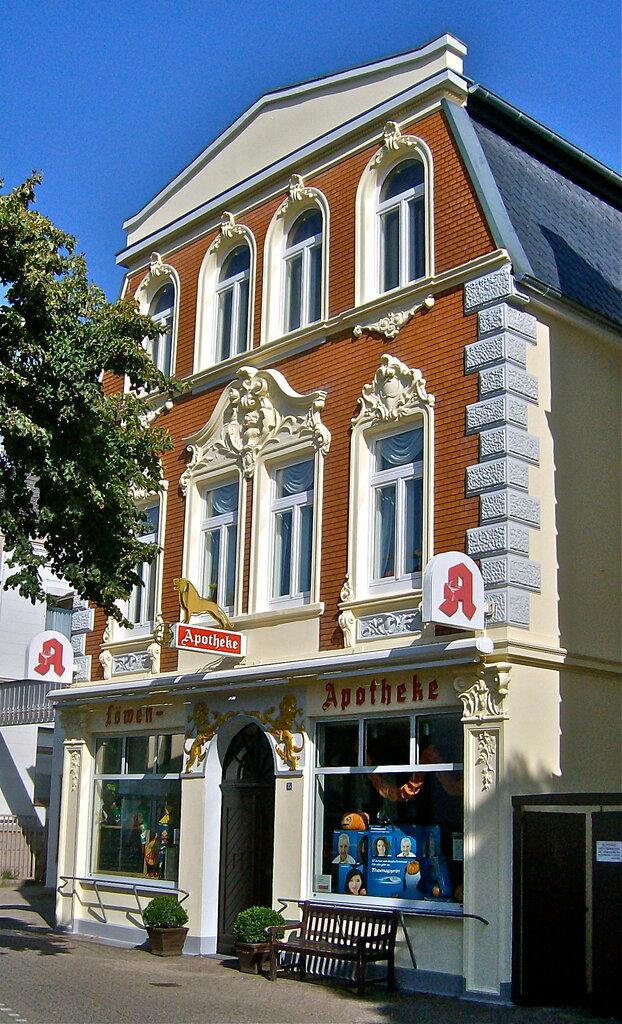 pharmacy — Löwen-Apotheke — Oldenburg, photo 1