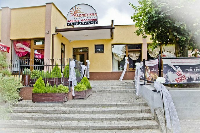 Restauracja i Kawiarnia Sloneczna