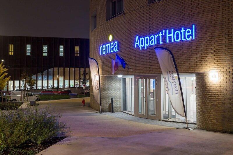 Nemea Appart-Hotel Elypseo