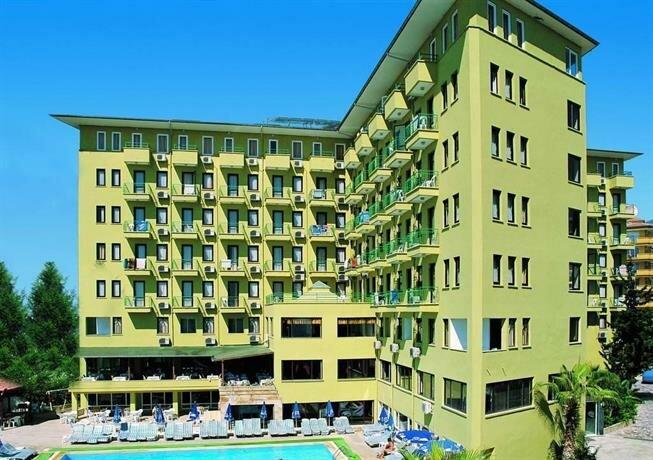 Hotel Sun Fire Beach