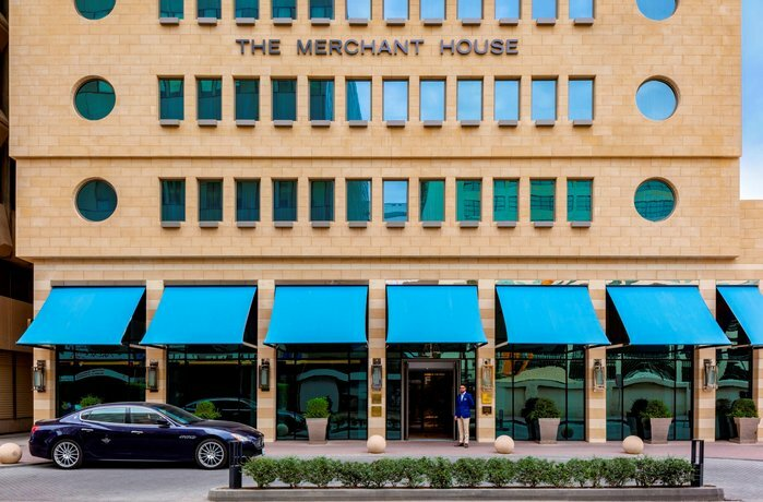 The Merchant House
