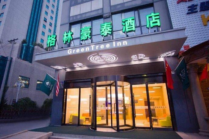 GreenTree Inn Jiangsu Taizhou Dongfeng Road Express Hotel