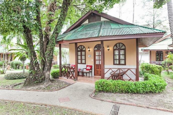 Отель Zen Rooms Chaloemprakiat Patong