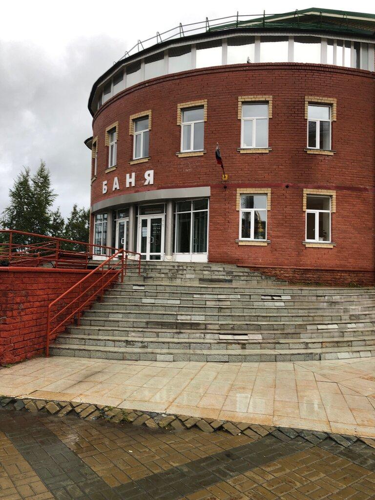 Детская поликлиника, Окружная клиническая больница ...