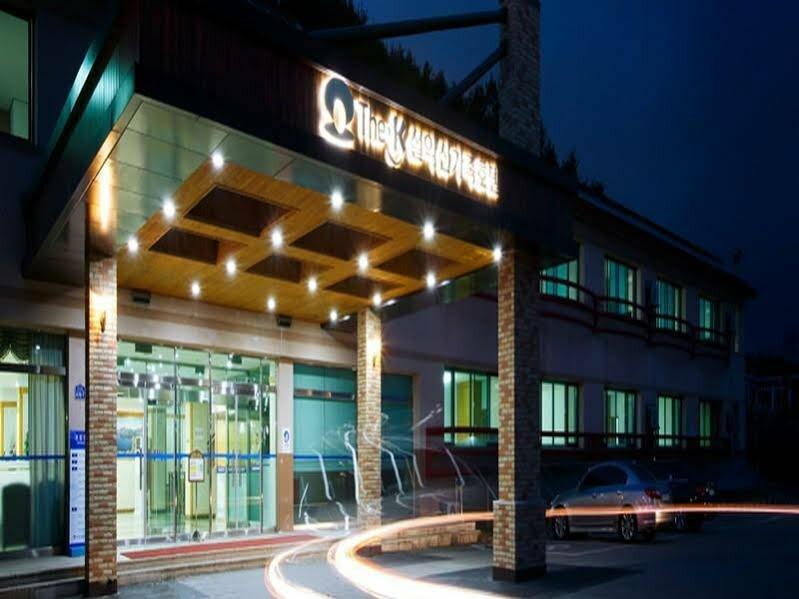 The K Seoraksan Family Hotel
