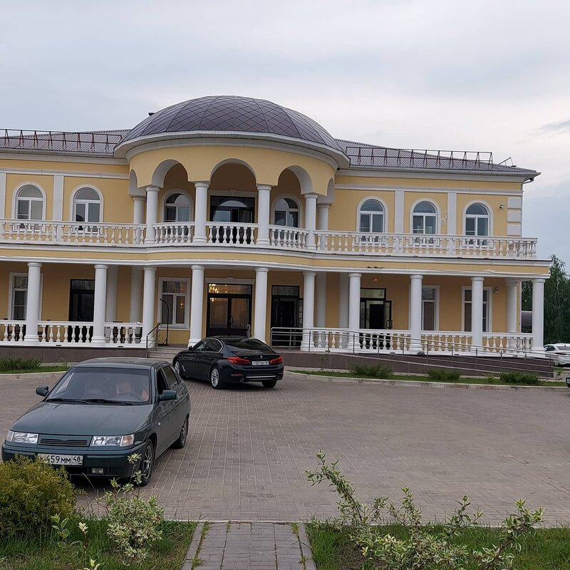 База отдыха Казаки