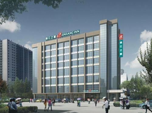 Jinjiang Inn Yanliang Qianjin Road City Square