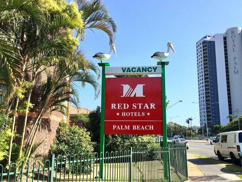 Red Star Hotels Palm Beach