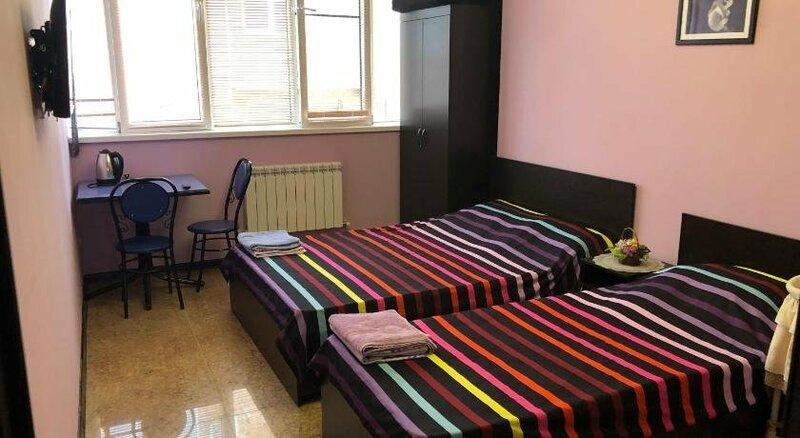 Апартаменты и комнаты у Нины