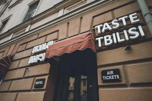 Taste Tbilisi
