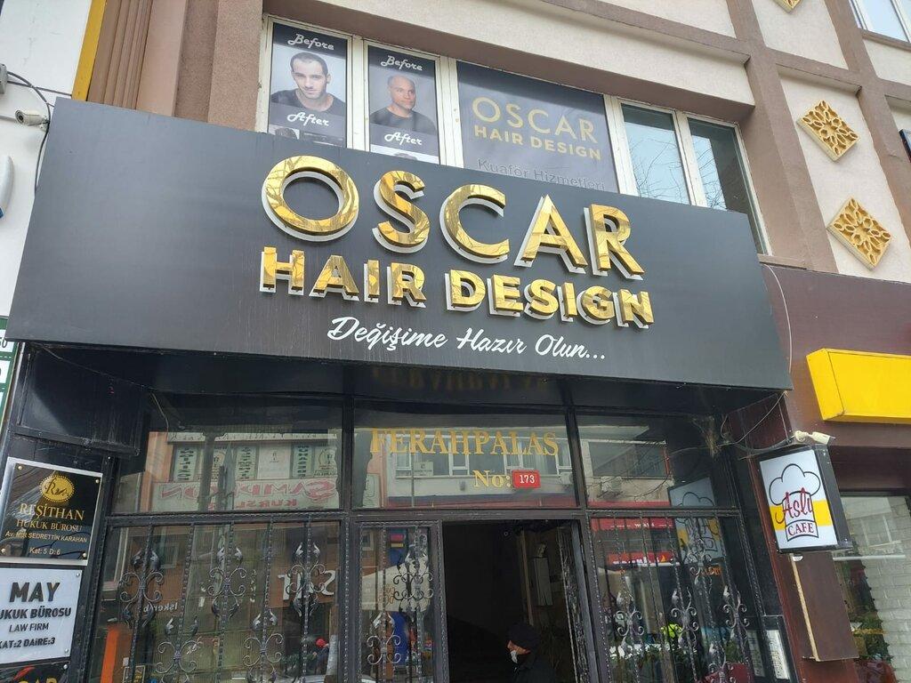 beauty salon — Oscar Hair Protez Saç ve Bakım Merkezi — Sisli, photo 1