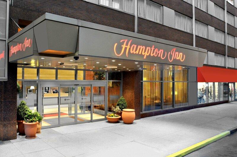 Hampton Inn Times Square North