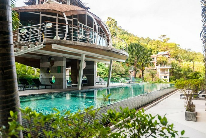 Et618 - Convenient apartment in Patong pool and gym with shuttle to beach - 44794012