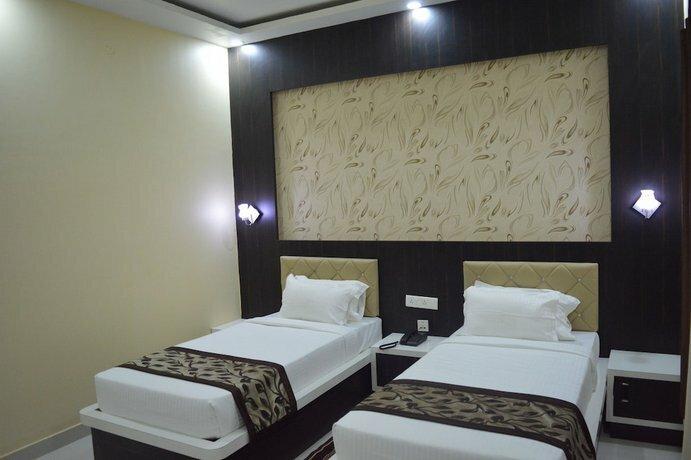 Отель Mariya International