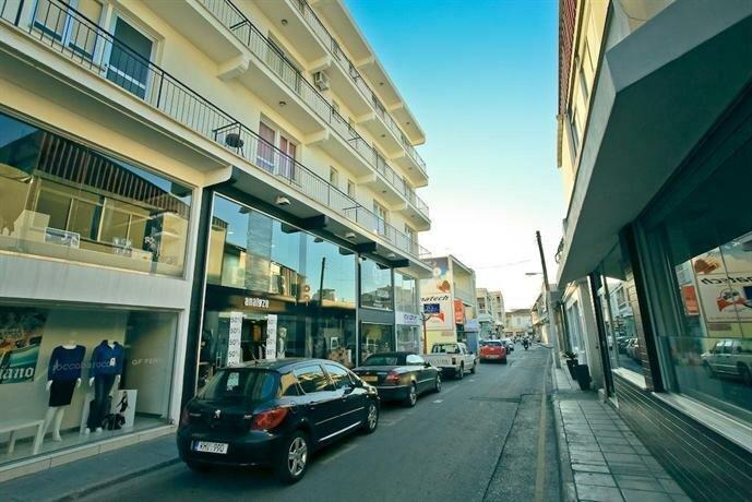 P. Ioannou Flats
