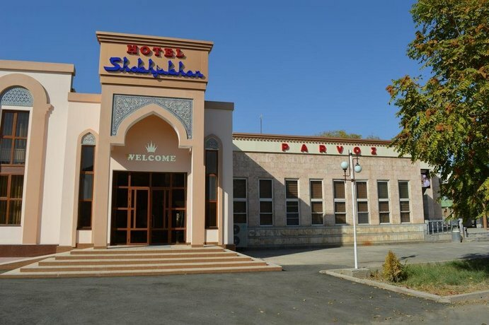 Гостиница Шохджахон