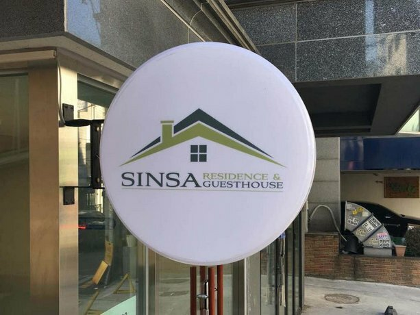 Sinsa Residence and Guesthouse
