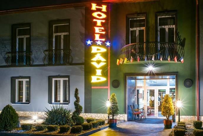 Hotel David Kosice
