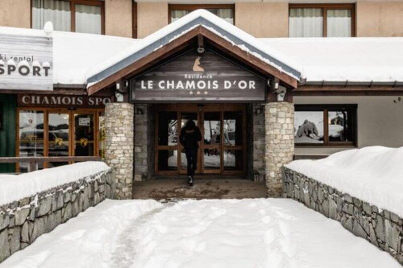 Résidence Le Chamois d'Or